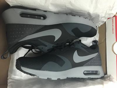 online store b71c7 4490f Qoo10 - Nike Air Max Tavas Nike Air Max Tabas Black Cool Gray ANTHRACITE  70514...   Bag   Shoes   Ac..
