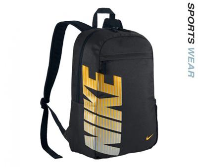 Qoo10 - Nike Classic Sand Backpack - Black.   Sports Equipment 5a5ad3facc6f5