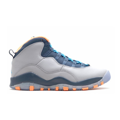 Air Jordan 10 Retro (GS) 'Bobcats' - 310806-026 - Size 4 - 2UQ1wM