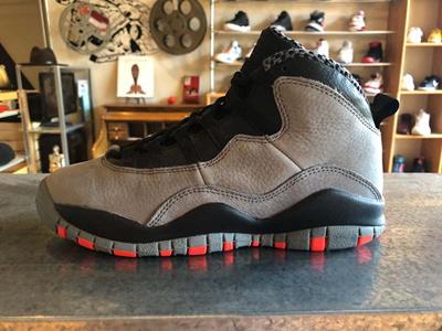 974a0704725f Qoo10 - Jordan 10 Retro GS Cool Grey 310806-023   Sports Wear   Shoes
