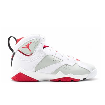 3bc2e60f9384 Qoo10 - Jordan 7 VII Retro (PS) Hare White 304774-125   Sports Wear ...