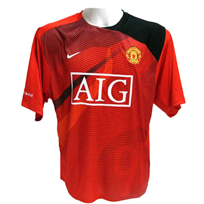 best cheap d038c e7792 Nike Manchester United Training Jersey