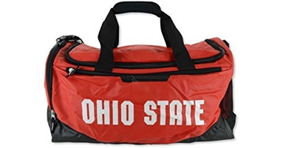 dca82df5d7 Qoo10 - (Nike) Men s Red Ohio State Buckeyes Training Duffel Bag-   Bag    Wallet