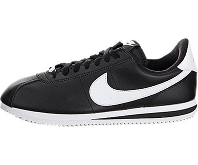 newest c5cd0 d4dad NIKE Mens Cortez Basic Leather Casual Shoe