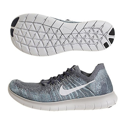 ff92e745bf94 ... new zealand nike mens free rn flyknit 2017 running shoe 9 dm us 89202  e1e6a