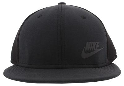 7559796a7 Nike Mens Tech True Snapback Cap Black One Size