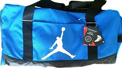 Qoo10 - (Nike) Nike Air Jordan Jumpman Trainer Duffel GYM Bag-   Bag ... f7e599b76d56d