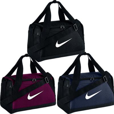 6d83f1dada2f Qoo10 - NIKE Nike Brasilia 6 Duffle XS BA 5432 Boston bag bag Sports bag    Sports Equipment