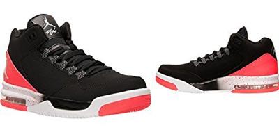 brand new a7fcb d146f NIKENike Jordan Flight Origin 2 Basketball Shoe Black/White/Infrared 23 13  Men US