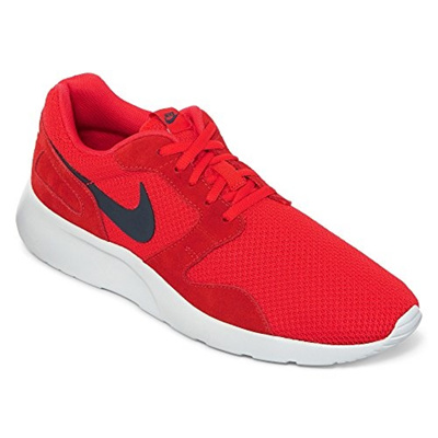 f6a35978ef78 Qoo10 - (Nike) Nike Kaishi Run Mens Running Shoes, Red Gray (7 D(M) US,  Excell...   Shoes
