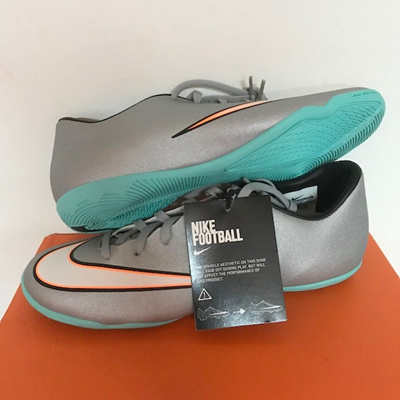 NIKE MERCURIAL VICTORY V CR IC FUTSAL INDOOR COURT FOOTBALL SOCCER SHOES  SHOE FLAT SOLE 053c6bd53e275