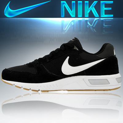 NIKE NIGHTGAZER 644402-006 woman man shoes sneakers running slip-on loafers  walking