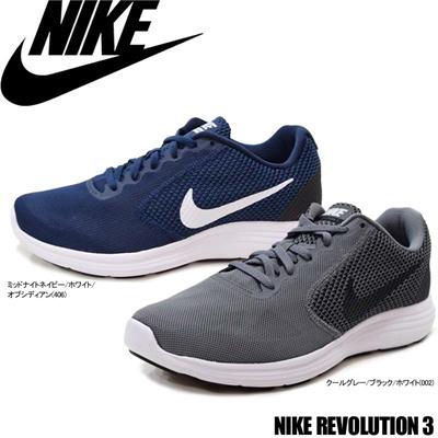 magasin en ligne 71224 fdb7b NIKENike NIKE Revolution 3 819300 002 406 NIKE REVOLUTION 3 Running walking  sneaker men's shoes men's