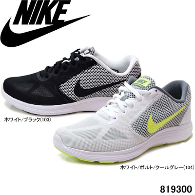 hot sale online f97f5 d53f5 NIKENike NIKE Revolution 3 819300 103 104 NIKE REVOLUTION 3 Running walking  sneakers men's shoes men's