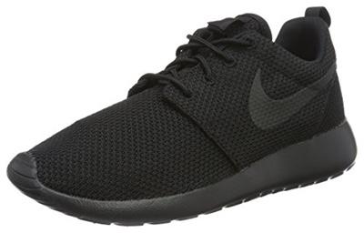 1ea1c7b72fa8 Qoo10 - NIKE Nike Roshe One Mens Running Shoes Black Black 511881 ...