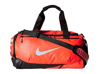 [NIKE] VAPOR MAX AIR Small Duffel Bag - Orange (BA4985-810)