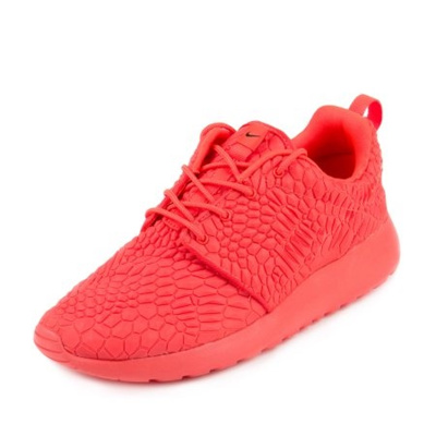 Nike Womens W Roshe One DMB Bright Crimson Red 807460-600