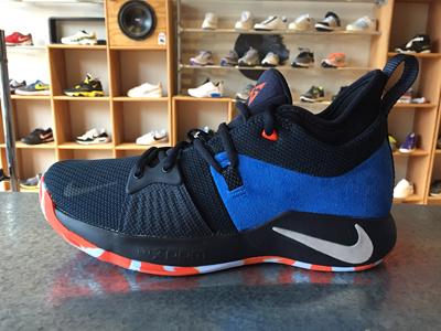 717b9f8c40e Qoo10 - Nike PG 2 Dark Obsidian AJ2039-400   Sports Wear   Shoes