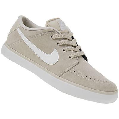 Qoo10 [NIKE] SUKETO LEATHER 525311 041 : Sportswear