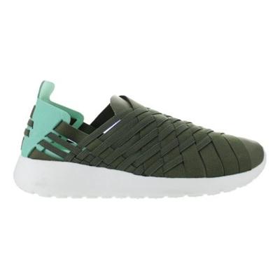 85aac2bccda4 Qoo10 - Womens Nike Rosherun Woven 2.0 Iron Green Cargo Khaki Medium ...