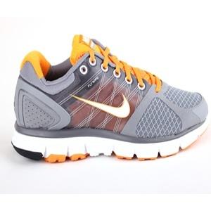 sports shoes 676ec 42ff4 Qoo10 -  NikeAuthentic  Nike Lunar Glade 2 Grey Orange 407647-005    Sportswear