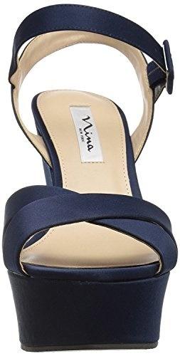 cfbe4c131ab Qoo10 - (Nina) Nina Women s Jinjer Wedge Sandal-Jinjer   Shoes