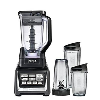 Ninja Kitchen Dining Cook S Tools Gadgets Direct From Usa Nutri Ninja Bl642 Blender 1500 Watt Wi