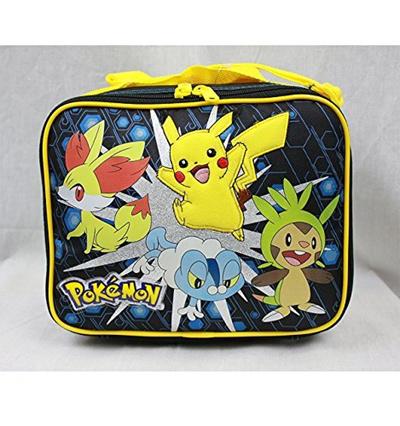 Qoo10 - Nintendo Big Boys Pokemon Pow Friends Lunch Bag   Bag   Wallet dfc5973235ec2
