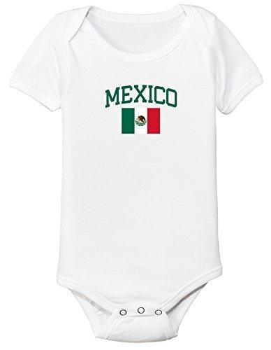 4984e313f95 Qoo10 - Nobrand nobrand Mexico Bodysuit Soccer Infant Baby Girls Boys  Personal...   Baby   Maternity