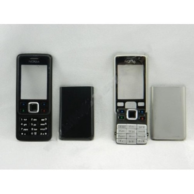 online store adb8a d8d6d Nokia 6300 N6300 Steel Housing Casing Case