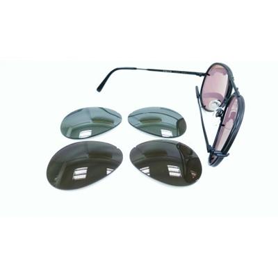 287c9ce303f1 Porsche Design P8478 D 60MM Sunglasses   FOC 2 Pair Replacement Lens