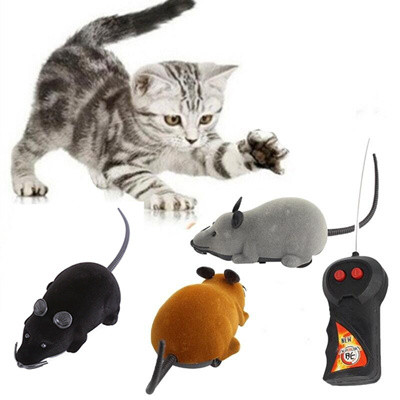 Qoo10 - Novelty Funny RC Wireless Remote Control Rat Mouse Toy For Cat Dog  Pet   Women s Clothing 326c127477