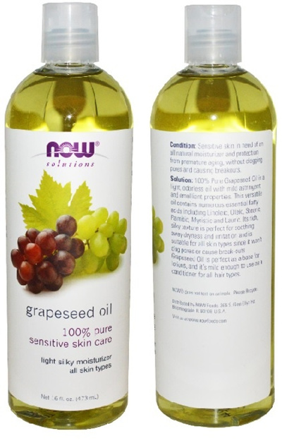 Now Foods - Solutions, Avocado Oil, 4 fl oz (118 ml), Pack of 2 Collagen Cream with Green Tea Rosehip Rooibos - 4oz