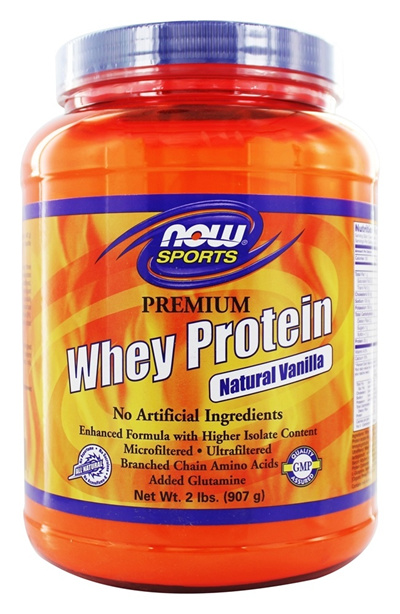 Qoo10 - Now Sports Whey Protein Isolate - Natural Vanilla ...