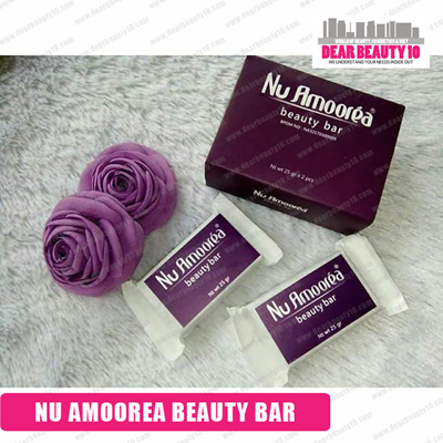NU AMOOREA BEAUTY BAR/SOAP - 100% NATURAL INGREDIENTS. AMAZING RESULTS (CHOOSE
