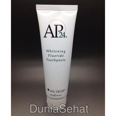 Nuskin AP-24 Whitening Fluoride Toothpaste Original / Pasta gigi