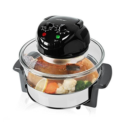 Qoo10 - NutriChef Convection Oven Cooker - Healthy Kitchen ...