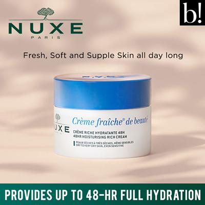 Nuxe Skincare Nuxe Creme Fraiche De Beaute 48 Hr Moisturising Cream 50ml