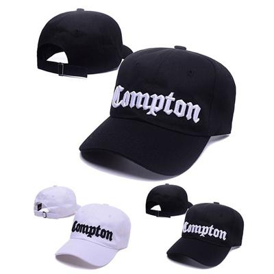 NWA dad cap High Quality Compton Letter Embroidered baseball cap  Fashionable men women Hip-Hop 9732ba69ec18