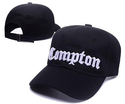 NWA dad cap High Quality Compton Letter Embroidered baseball cap  Fashionable men women Hip-Hop 9e09b218c376