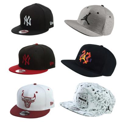 33a1a6db396b07 Qoo10 -  NY MaRt  New Era Jordan 28 Kinds Snapback Hat Headwear   Men s  Bags   Shoes