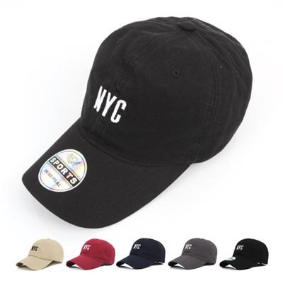 56ca0af98c5 Qoo10 - NYC Cotton Soybean Ball Cap Big Size Baseball Cap  S027    Fashion  Accessories