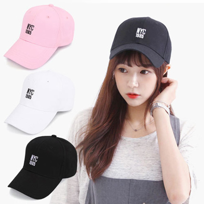 Qoo10 - NYC Logo Baseball Cap Women s Hat Men s Women s Ball Cap S...    Fashion Accessor. 0eb49d6ecc