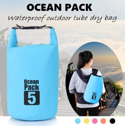22363748c7 Qoo10 - Waterproof dry bag   Sports Equipment