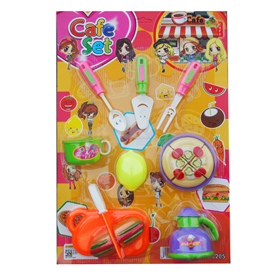 Ocean Toy Cafe Set Mainan Edukasi Anak OCT2205