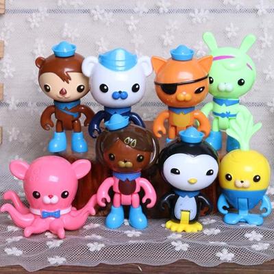 Qoo10 Octonauts Cake Toppe Toys