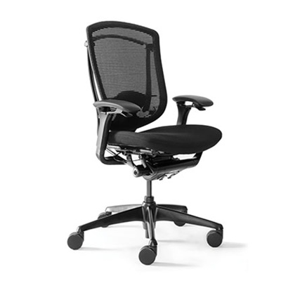 Qoo10 okamura contessa furniture deco for Sillas para oficina office max