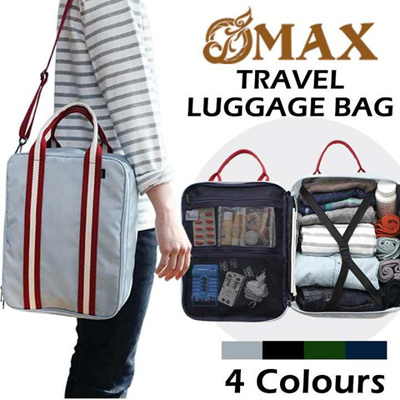 Qoo10 - OMAX SG TOP SELLER MEN AND WOMEN TRAVEL BAGS   large capacity    suits...   Bag   Wallet e4a98b92a20ee