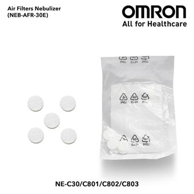 OMRON Air Filter Nebulizer NE-C801 / NE-C801KD / NE-C803