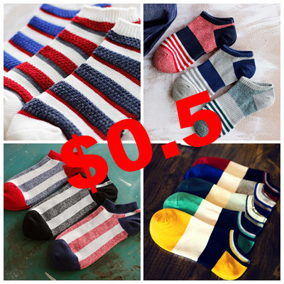 6e6ae78972ed Qoo10 - ☆On Sale☆Stock in SG☆New Stock Arrival☆ Mens Cotton Fashion Dress  Sock... : Men's Clothing